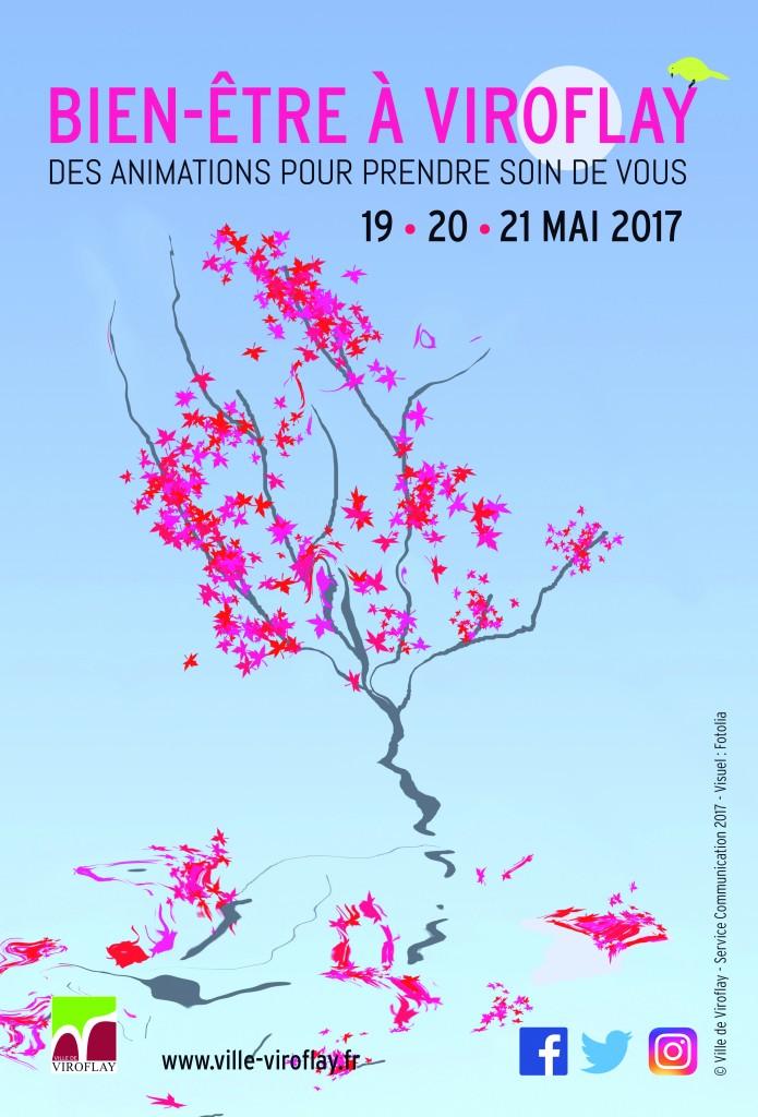 Affiche BienEtre 2017